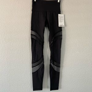 "Lululemon Seek The Heat Tight 28"" size 4"